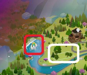Magic Portal Map, The Sims 4, Realm of Magic