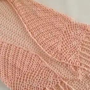 Chaleco Triangular a Crochet