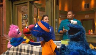 Sesame Street Move it day