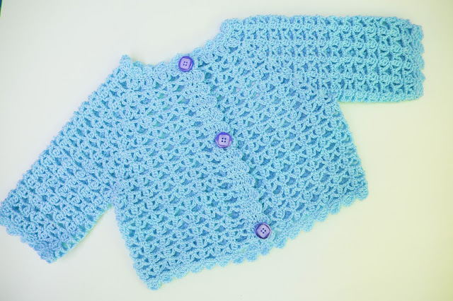 5 Crochet Chaqueta de verano a crochet y ganchillo por Majovel Crochet