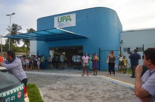 PACIENTES DE MAXARANGUAPE BUSCAM ATENDIMENTO EM NATAL