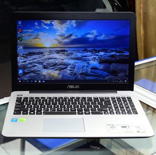 Jual Laptop ASUS A555L Core i5 (Double VGA) Malang