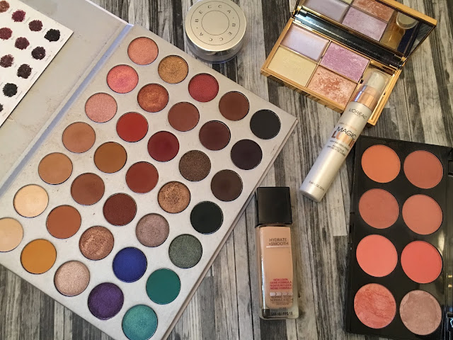 May Favorites (Jaclyn Hill X Morphe, Maybelline, Sleek, Becca, L'Oreal, Makeup Revolution)