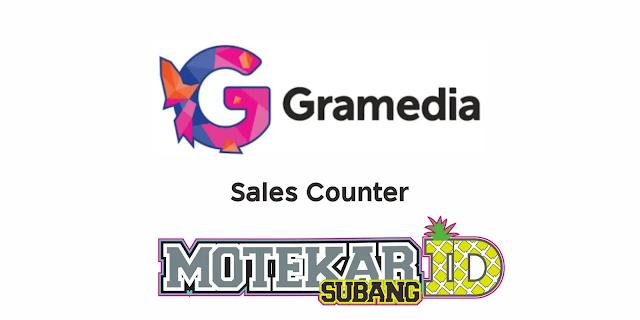 Lowongan Kerja PT Gramedia Asri Media Maret 2021 - Motekar Subang