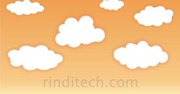 Cara Membuat Langit Awan Lucu Di Coreldraw Step By Step Rindi Tech