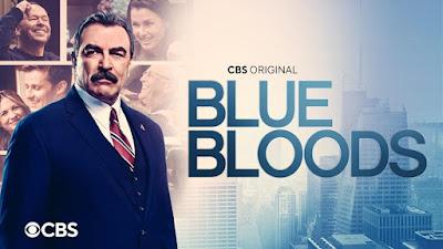 Blue Bloods Season 12 Poster