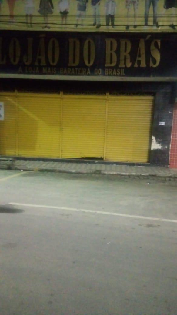 GANDU - Madrugada com arrombamentos de lojas deixam comerciantes atentos