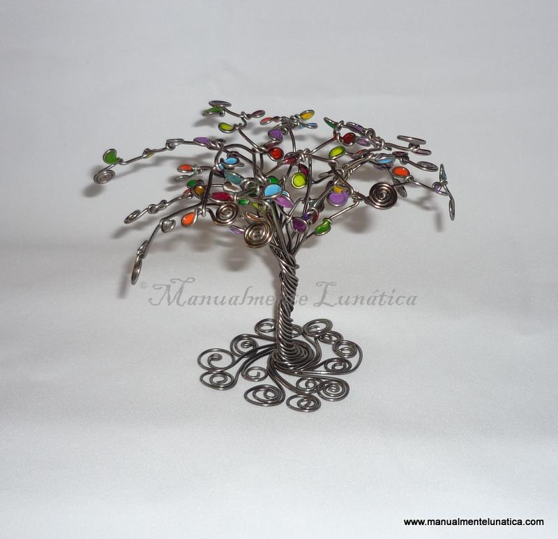 Manualmente Lunática árbol De La Vida