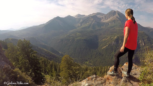 Pine Hollow Overlook, American Fork Canyon