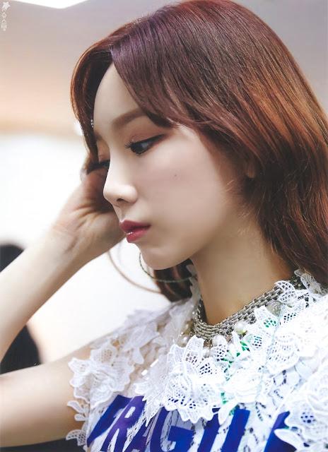 SNSD Taeyeon The Unseen Photobook