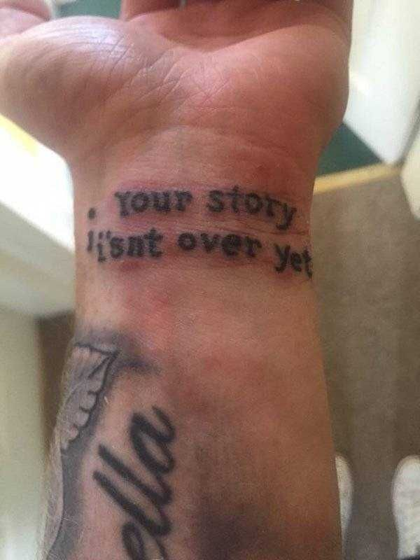 200+ Really Funny Bad Tattoos (2020) Worst, Horrible