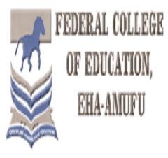 FCE Eha-Amufu NCE 1st batch Admission list 2018/19