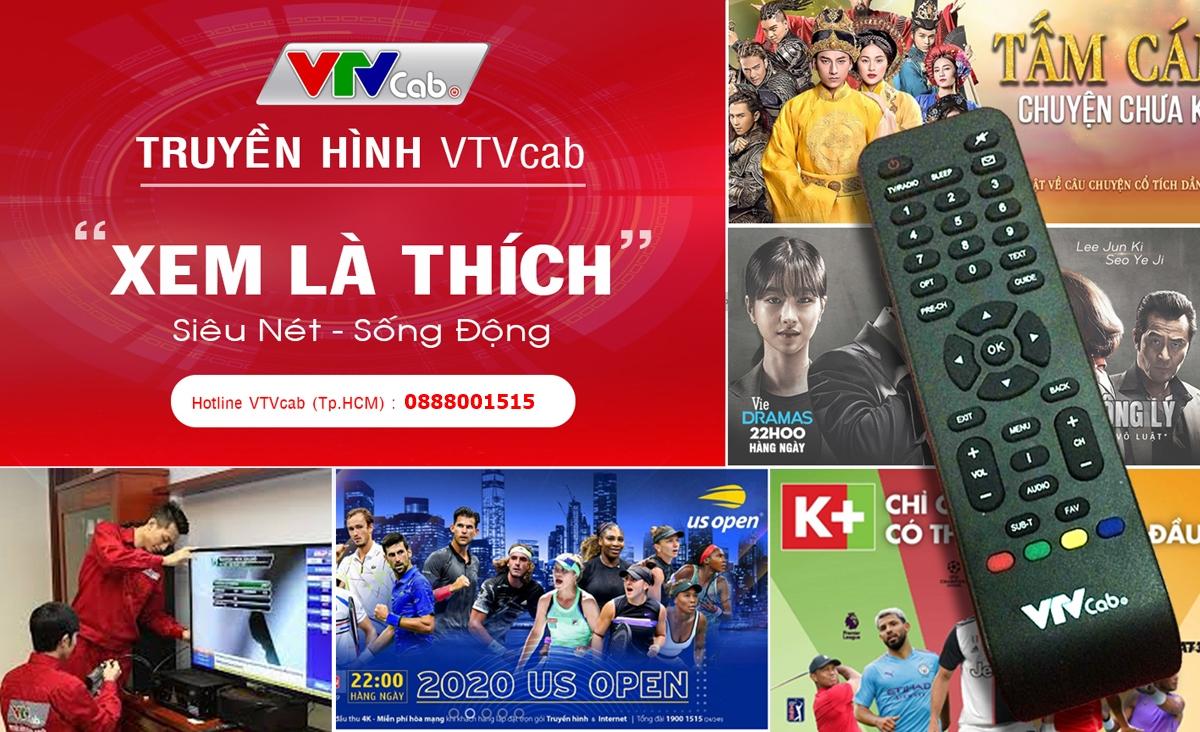 Tổng đài K+ VTVCab