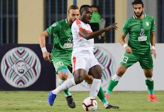 بالفيديو : الاتحاد السكندرى يطيح بالزمالك من البطولة العربية