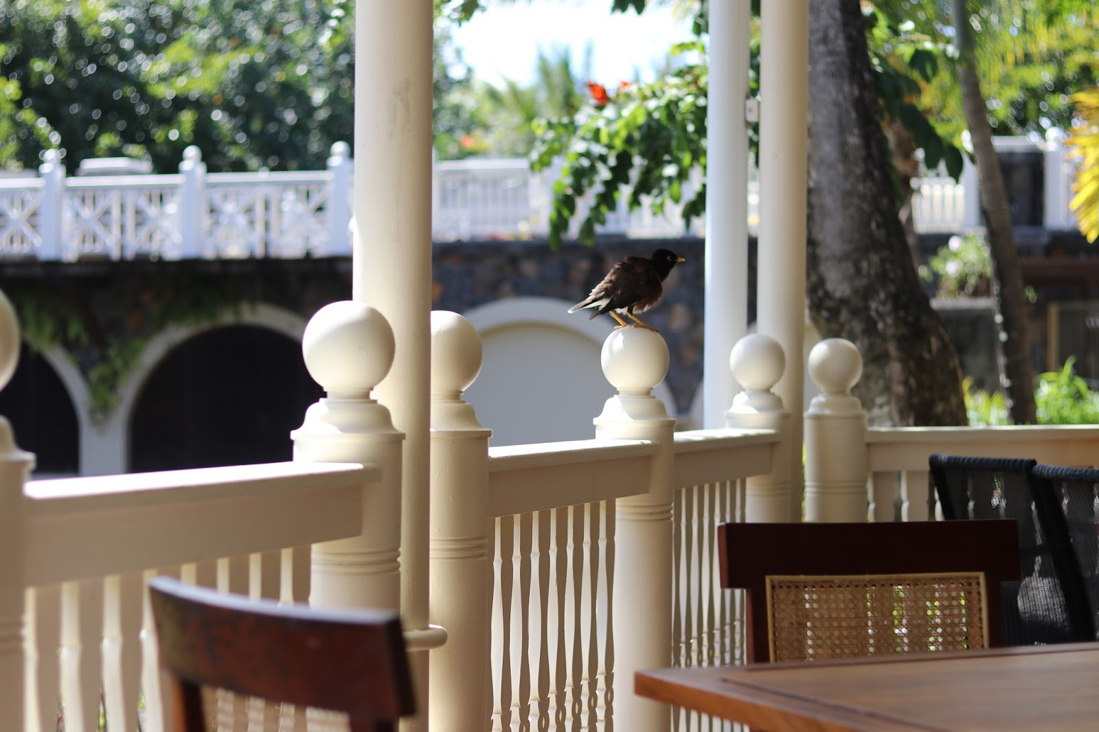 Annabellas, Heritage Le Telfair Hotel, Mauritius