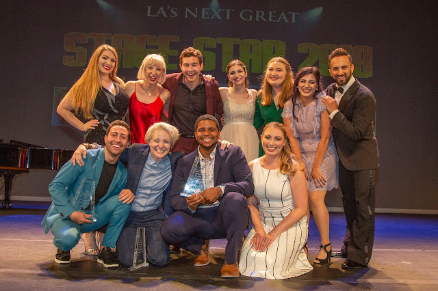 BWW Review: Successful Finale LA's NEXT GREAT STAGE STAR 2018