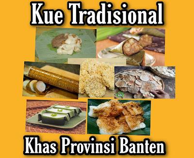 Inilah Rekomendasi Kue Tradisional Banten yang Wajib Diketahui