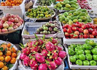 Como desinfectar frutas y verduras