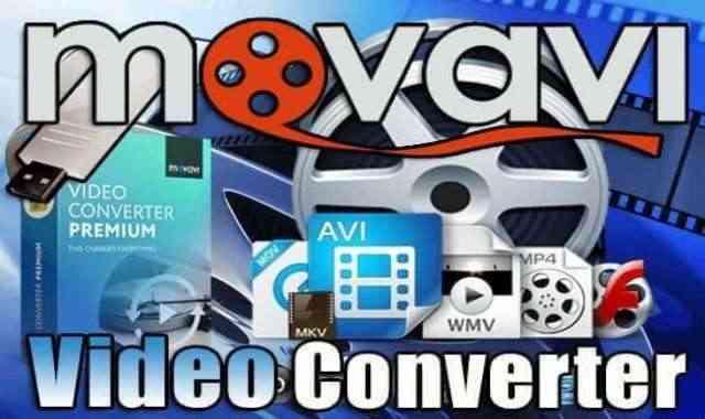 تحميل برنامج Movavi Video Converter Premium Portable نسخة محمولة مفعلة اخر اصدار