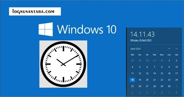 Cara Menambahkan Jam Ekstra untuk Zona Waktu Berbeda di Windows 10