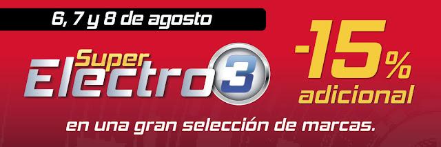 Top 25 ofertas Super Electro3 de El Corte Inglés
