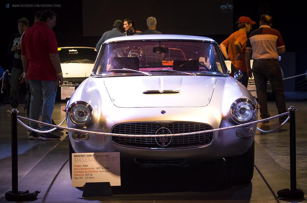 Classic Maserati 3500 GT Argentina