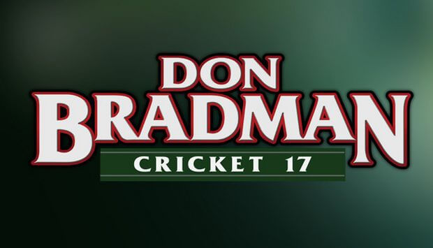 DON BRADMAN CRICKET 17-SKIDROW