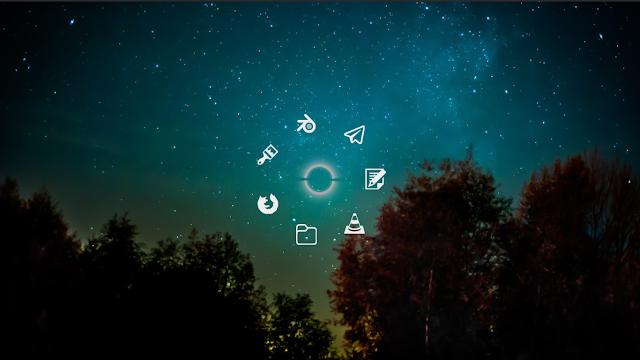 Gnome-Pie(Launcher) On Xubuntu