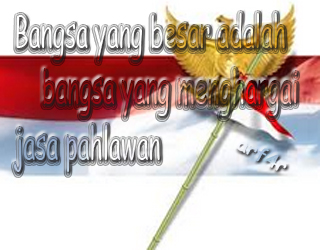 Nama Pahlawan Nasional Indonesia