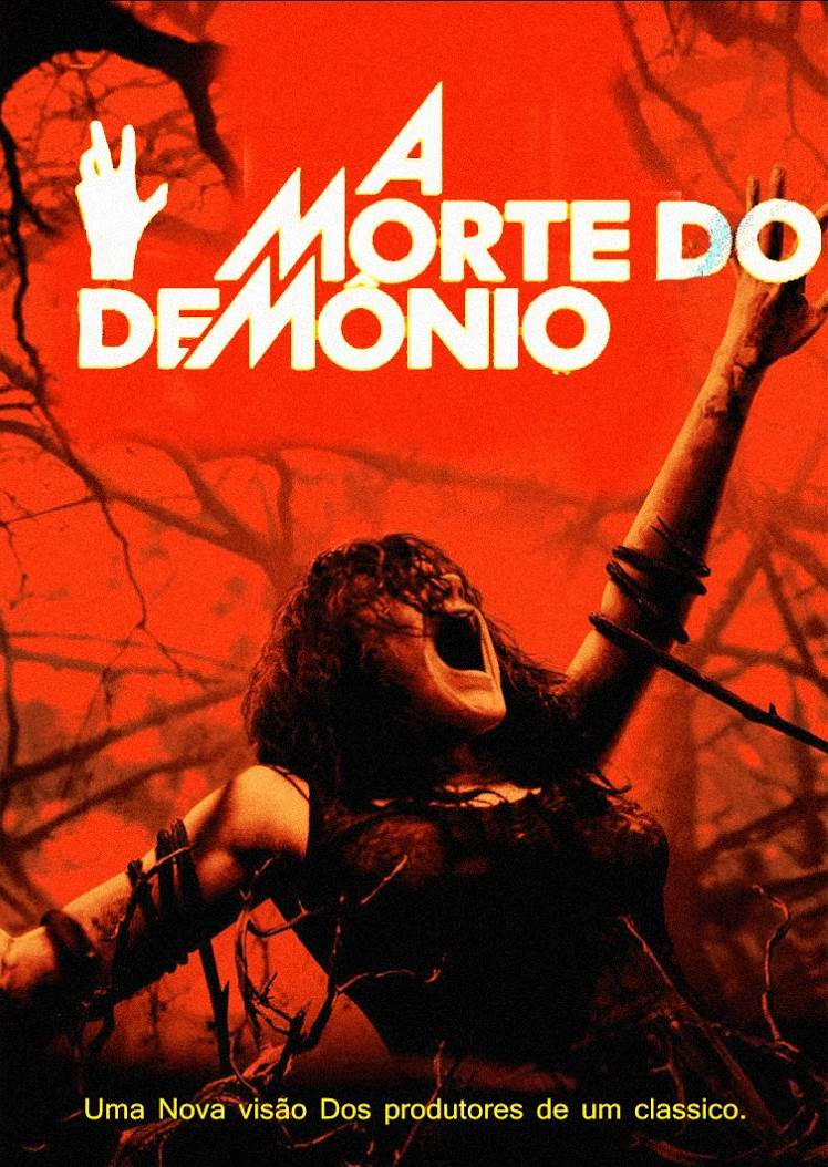 A Morte do Demônio (2013) Dual Áudio | Dublado DVD-R Oficial Uptobox Download