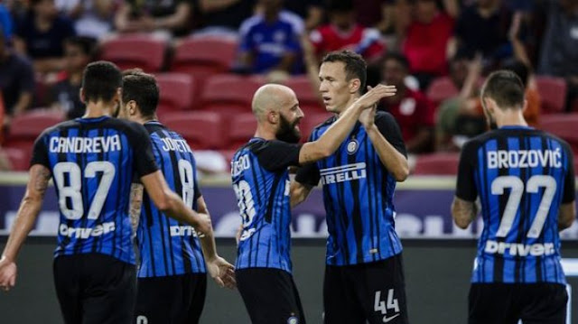 Inter Milan Menang atas Chievo