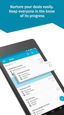 Screenshot Contact Manager