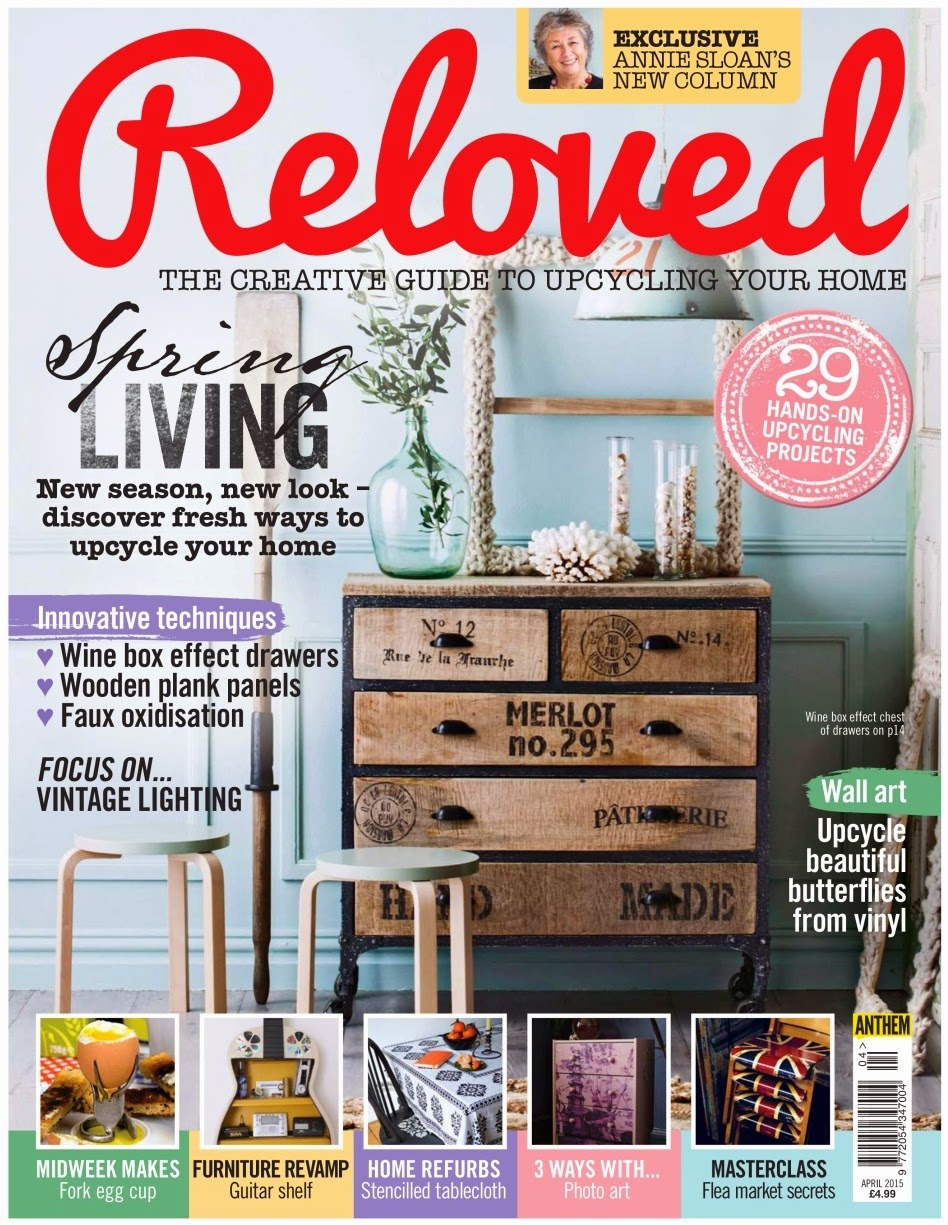 Reloved Magazine April 2015