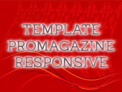 Template Terbaru 2017 Promagazine Seo Responsive Download Gratis