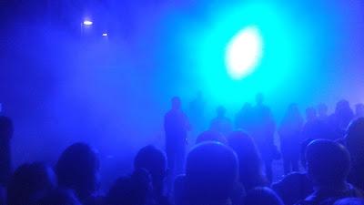 Spektakl Noc i mgła, Fort VII, Poznań, 13.08.2017