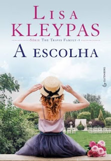 O livro A Escolha da autora Lisa Kleypas POST Apaixonada por Romances Lu Zuanon