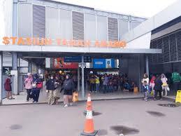 KEREN BANGET! Tanpa Pencitraan, Tanpa Ngomel, Anies Benahi Jakarta... Wajah Baru Stasiun Tanah Abang