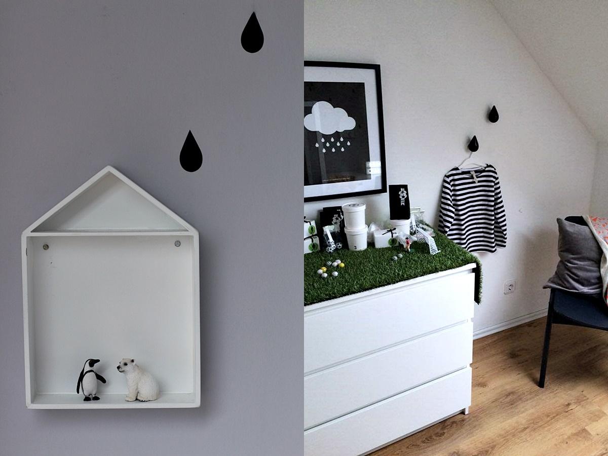 verlockendes: leuchtende ideen fürs kinderzimmer, Wohnzimmer dekoo