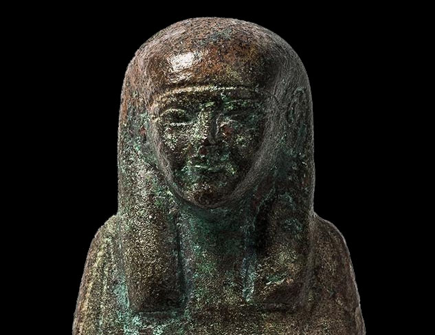 The crisis era in ancient Egypt led to a change in the sources of copper
