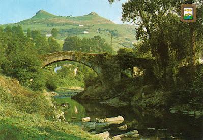 postal, Liérganes, puente