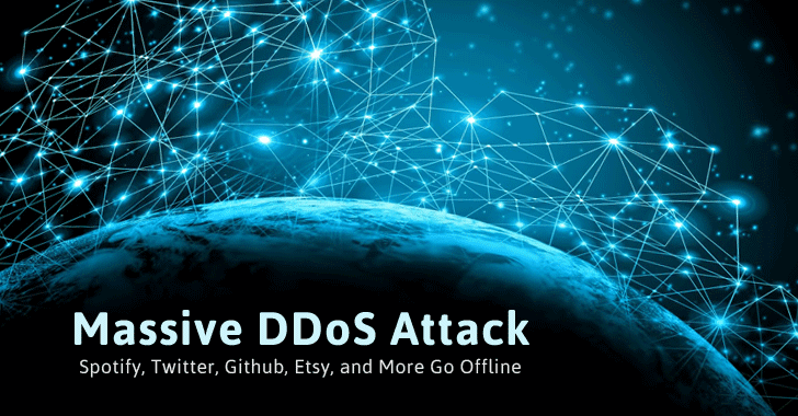 Massive DDoS Attack Against Dyn DNS Service Knocks Popular Sites Offline
