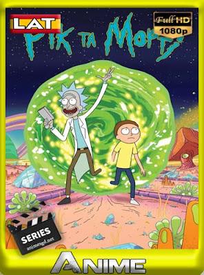 Rick and Morty Temporada 1 – 2 – 3– 4– 5 Latino [1080P] [GoogleDrive] DizonHD