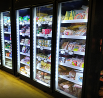heladeras para productos frescos y lacteos