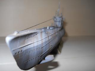 u-boot bow