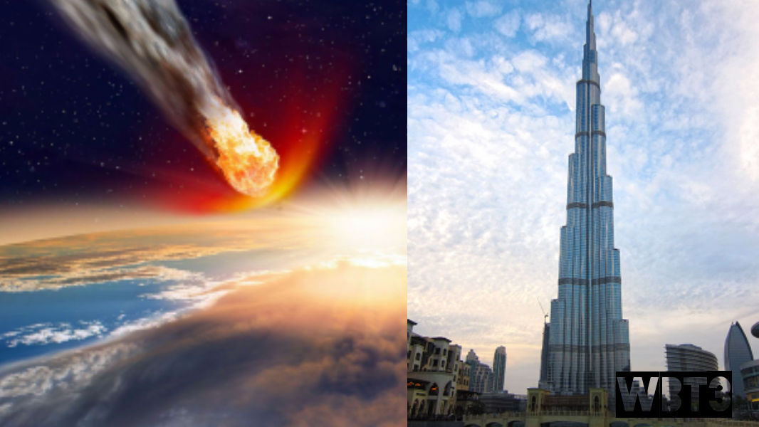 When and why will a planet as big as Burj Khalifa pass through the earth? || WBT3 #KhadamAli