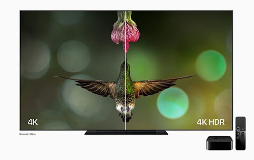 Difference between 4k and 4kHDR