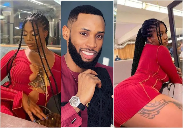 #BBNaija Angel is a Distraction to me- Emmanuel opens up