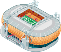 PES 2021 Stadium Johan Cruijff Arena EURO 2020