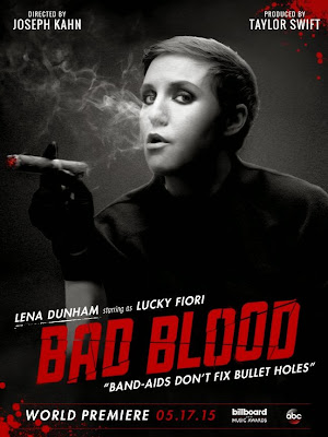 Bad Blood Taylor Swift Lena Dunham