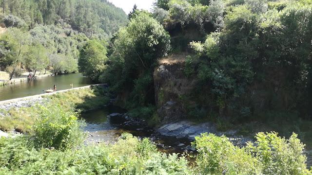 Zona Fluvial da ponte Velha